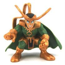 Marvel Super Hero Squad King Loki Loose - Brinquetoys