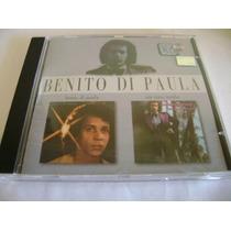 Cd - Benito Di Paula: 1971 E Um Novo Samba 1974
