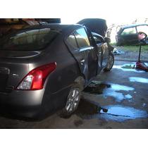 Nissan Versa 2013 1.6 Sucata - Rs Peças