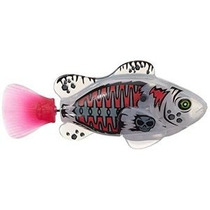 Robo Fish Série Pirata - Nada De Verdade - Branco - Dtc