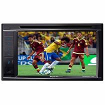 Dvd 2din Positron Com Usb Tv Digital Gps Espelhamento Sp8920