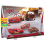 Disney Cars 2 Lightning Mcqueen & Fred Pronta Entrega