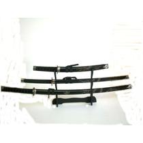 Espadas Katanás Samurai Ornamentais Com 3