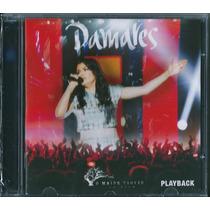 Playback Damares - O Maior Troféu | Ao Vivo [original]
