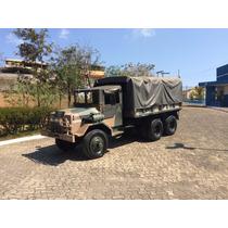 Caminhão Do Exercito Engesa De Ano 84 Com 8 Mil Km Original.