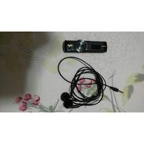 Mp3 Player Sony Original 2 Gb - Usado
