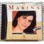 Cd Marina Minha História (frete Grátis)