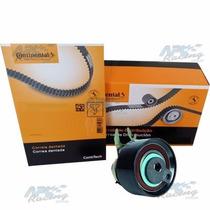 Kit Correia Dentada + Tensor Gol G5 Fox Polo Golf Kombi Novo