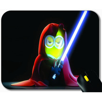 Mouse Pad, Minions, Star Wars, Jedi