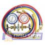 Manifold Para Refrigeraçao E Ar Condicionado R12/r22/r134a