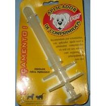 Aplicador De Comprimidos Para Cães E Gatos