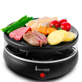 Grill E Raclete 2-em-1 - Steammax - 220v
