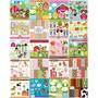 20 Kits Scrapbook Digital Tema Fazendinha