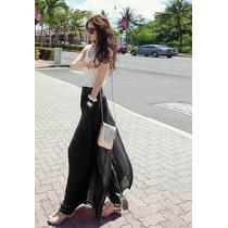Calça Pantalona Gg- Modelo Importado Muito Elegante Feminino