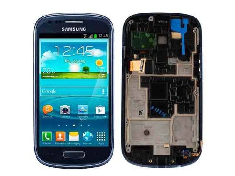 Tela Display Touch Samsung Galaxy S3 Mini Gt I8190 Original