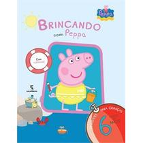 Brincando Com Peppa - A Partir De 6 Anos Livro Infantil