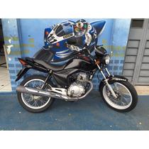 Honda Cg 150 Fan Esdi 2012 Otimo Estado Aceito Troca Por Mot