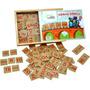Brinquedo Educativo Alfabeto Silabico - Alfabetização