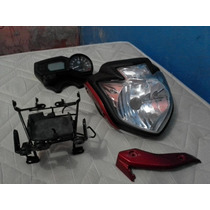 Kit Painel Aranha Farol Fazer 2012 Original Yamaha
