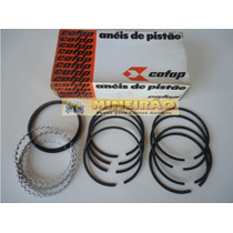 Vw 1600 Anéis De Segmento 0,50 - - 5491-01a7
