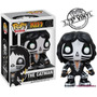 Boneco Funko Pop Rocks Kiss The Catman Rock Heavy Metal Show