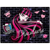 Monster High - Draculaura - Quebra-cabeça 100 Peças