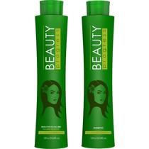 Escova Progressiva Beauty Progress - Grátis Óleo Argan 7ml
