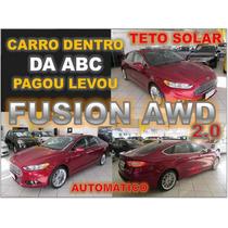 Fusion Titanium 2.0 Com Teto Solar Ano 2014 - Financio