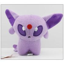Pokemon Espeon Pelucia 15cm