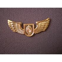 Distintivo Dourado Especialização Em Aviação Do Exército