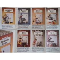 Coleção Como Fazer 10 Volumes- Editora Globo ( Frete Grátis)