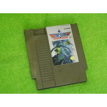 Nes Fita Original Top Gun Second Mission Nintendinho 8 Bit