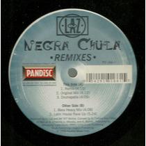Dj Laz - Negra Chula Remixes (miami Bass)