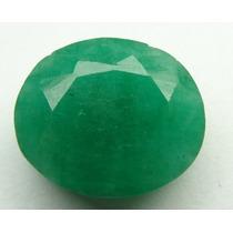 Esmeralda 100% Natural Oval Verde 10.55 Cts! Ref.:241
