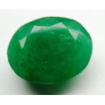 Esmeralda 100% Natural Oval Verde 9.30 Cts! Ref.:246