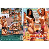 Dvd Musas Do Verão Filme Pornô - Sexo / Bucetas / Gostosas!!