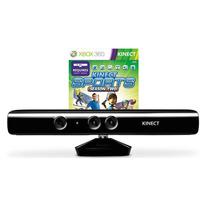 Kinect Sensor Xbox 360 Original + Sports 2 Frete Gratis