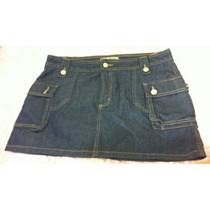 Linda Saia Jeans Hering Nova Original Tamanho 42