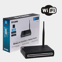 Modem/roteador Dsl-2730b 150 Mbps Wifi / Wireless