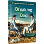 Dvd Breaking Bad - A Química Do Mal 2ª Temporada (4 Discos)