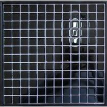 Pastilhas De Vidro Cristal Caixa 11 Placas 1m² Alto Brilho