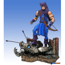 Hawkeye - Gavião Arqueiro - Marvel Select - Disney - Unico