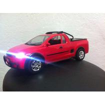 Miniatura De Montana Vermelha Com Som