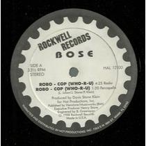 B.o.s.e. - Robo-cop (who-r-u) (miami Bass)