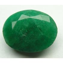 Esmeralda 100% Natural Oval Verde 11.50 Cts! Ref.:232