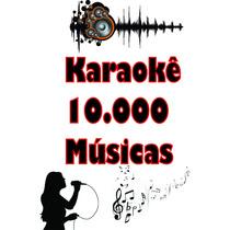 Videoke + Karaoke + 10 Mil Músicas - Download Envio Imediato