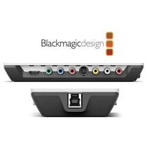 Placa Captura Blackmagic Design Intensity Shuttle Usb3.0