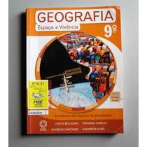 Geografia Espaço E Vivência - 9.o Ano - Boligian - Martinez