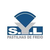 Pastilha Freio Traseira 307 1.6 V 2.0 16v C4 Pallas 2.0 16v