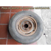 Roda Aro 15 De Ferro Do Galaxie Mas Serve Em F100 E F1000 2